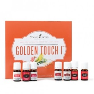 Golden Touch 1 Essential Oil Collection - Young Living