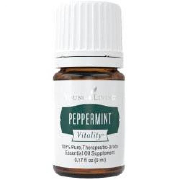 Peppermint Vitality Essential Oil-5ml