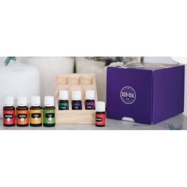 Young Living Welcome Home Starter Kit