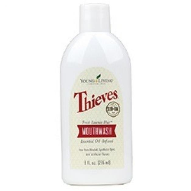 Thieves Fresh Essence Mouthwash
